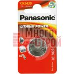 Батарейка Panasonic Power Cells CR2430 В1